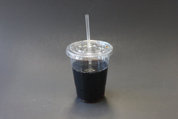 12 OZ CLEAR PLASTIC SQUAT PET COLD CUPS 1000CT