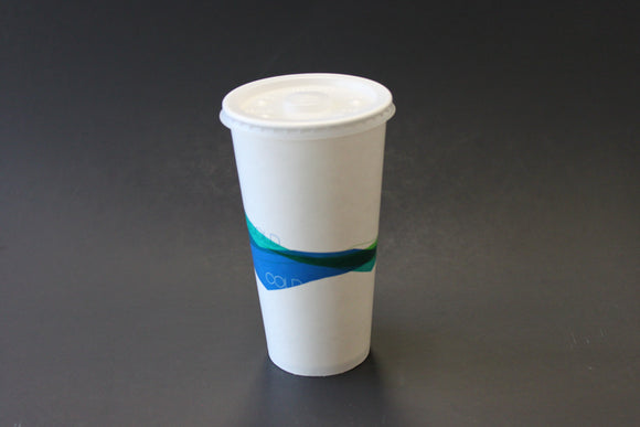 22 OZ PAPER COLD CUPS 1000CT