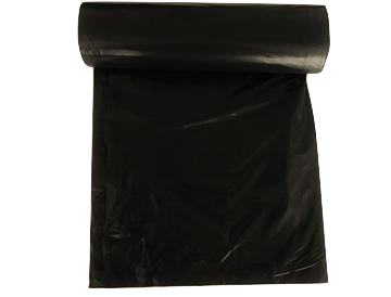 33X39 -33 GALLON BLACK 1.5 MIL EXTRA HEAVY TRASH BAGS 100CT