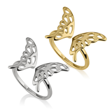 Layla Butterfly Ring