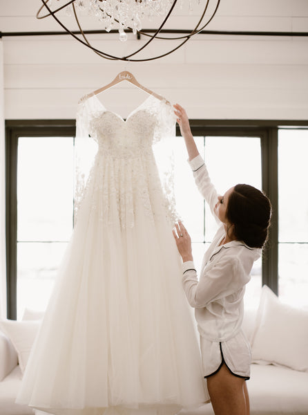 rent wedding dress