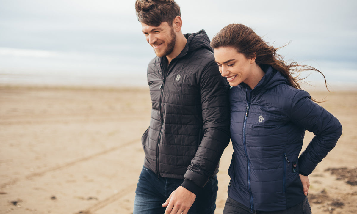 8K REDEFINES HEAT ON DEMAND APPAREL WITH NEXT GENERATION OUTERWEAR
