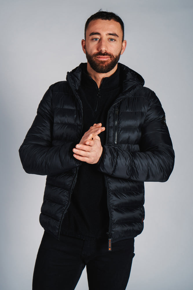 8K Mens Heated Jacket