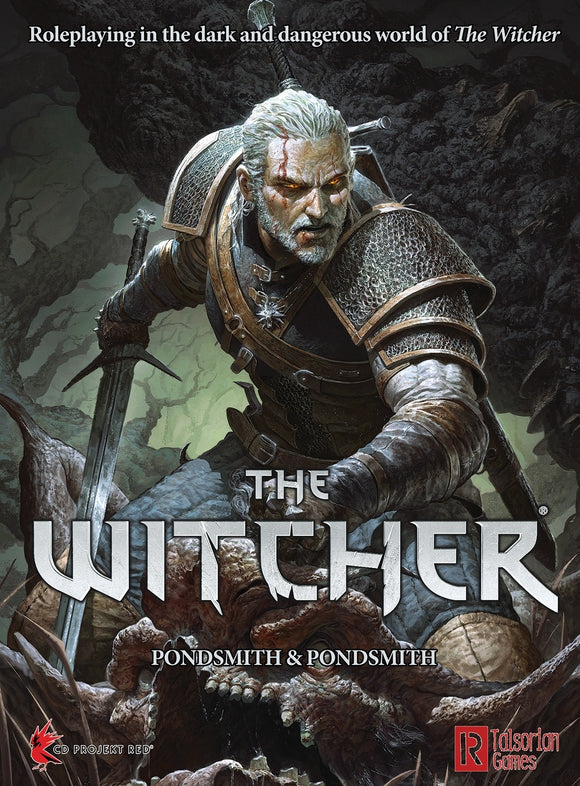 THE WITCHER ROLE PLAYING GAME CORE RULEBOOK