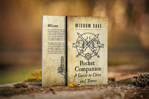 POCKET COMPANION A GUIDE TO CITIES AND TOWNS