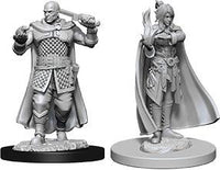 DUNGEONS AND DRAGONS NOLZUR'S MARVELOUS MINIATURES MINSC AND BOO AND DELINA PRE ORDER MAY 2019
