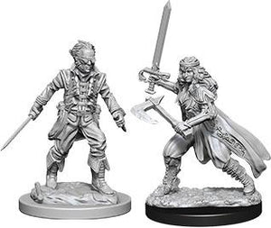 DUNGEONS AND DRAGONS NOLZUR'S MARVELOUS MINIATURES VAMPIRE HUNTERS