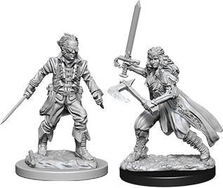 DUNGEONS AND DRAGONS NOLZUR'S MARVELOUS MINIATURES VAMPIRE HUNTERS PRE ORDER MAY 2019
