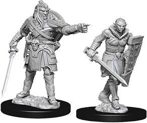 DUNGEONS AND DRAGONS NOLZUR'S MARVELOUS MINIATURES HOBGOBLINS