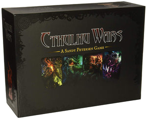 CTHULHU WARS (REPRINT) PRE ORDER AUGUST 2020