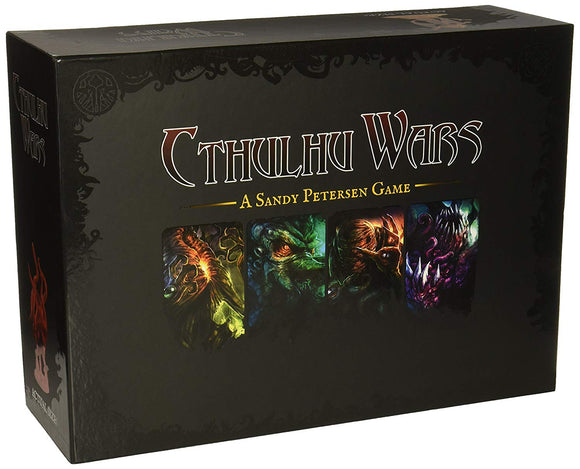 CTHULHU WARS (REPRINT) PRE ORDER NOVEMBER 2020