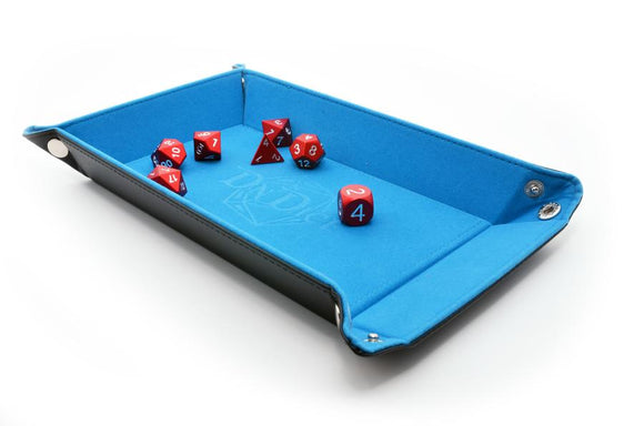 DNDICE BEHIR LIGHT BLUE FOLDING DICE TRAY