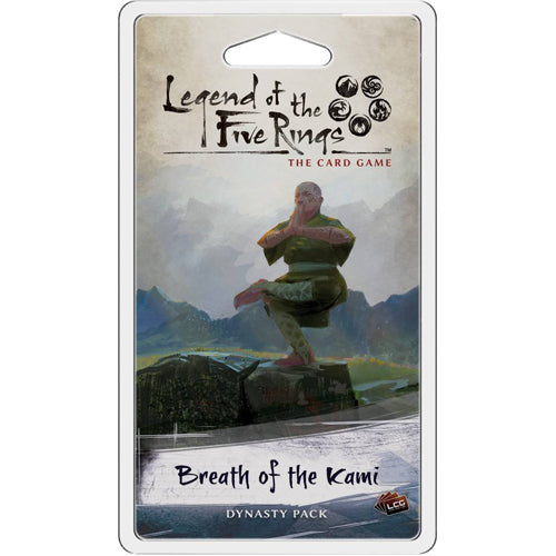 LEGEND OF THE FIVE RINGS CARD GAME BREATH OF THE KAMI EXPANSION
