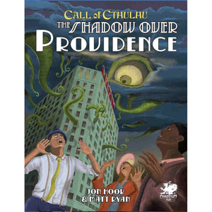 CALL OF CTHULHU RPG THE SHADOWS OVER PROVIDENCE
