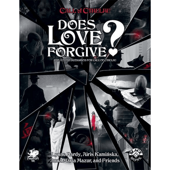 CALL OF CTHULHU RPG DOES LOVE FORGIVE PRE ORDER JUNE 21