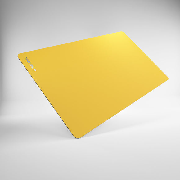 GAMEGENIC PRIME PLAYMAT YELLOW