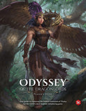 ODYSSEY OF THE DRAGON LORDS SOFT COVER PLAYERS GUIDE