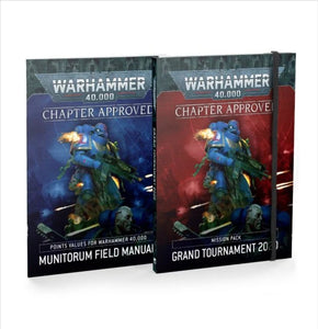 WARHAMMER 40,000 GRAND TOURNAMENT CHAPTER APPROVED