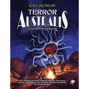 CALL OF CTHULHU 7TH EDITION TERROR AUSTRALIS
