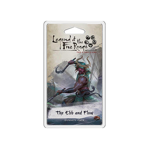 LEGEND OF THE FIVE RINGS CARD GAME THE EBB AND FLOW EXPANSION