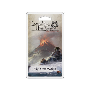 LEGEND OF THE FIVE RINGS CARD GAME THE FIRES WITHIN EXPANSION