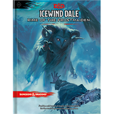 DUNGEONS AND DRAGONS ICEWIND RIME OF THE FROST MAIDEN
