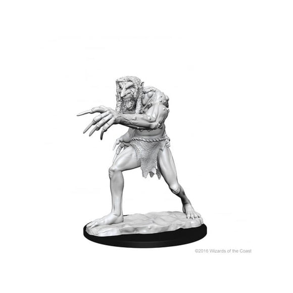 DUNGEONS AND DRAGONS NOLZUR'S MARVELOUS MINIATURES TROLL