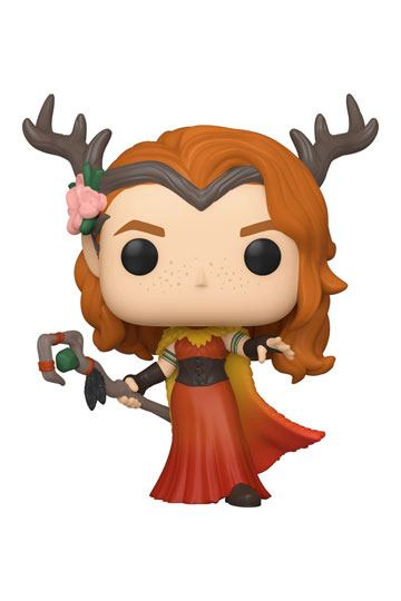 FUNKO POP VINYL FIGURE CRITICAL ROLE VOX MACHINA KEYLETH PRE ORDER EXPECTED NOVEMBER 2020