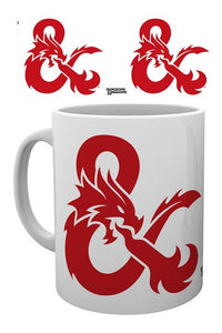 DUNGEONS AND DRAGONS AMPERSAND MUG PRE ORDER NOVEMBER 2020
