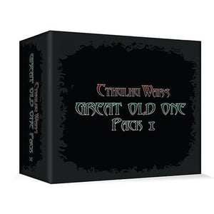 CTHULHU WARS (REPRINT) GREAT OLD ONE PACK ONE EXPANSION PRE ORDER Q1 2021