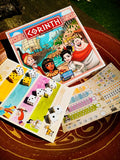 CORINTH BOARD GAME