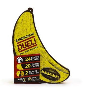 BANANAGRAMS DUEL BOARD GAME