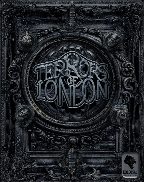 TERRORS OF LONDON PRE ORDER FEBRUARY 2020