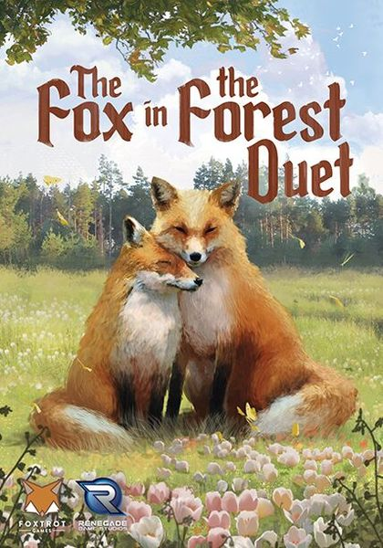 THE FOX AND THE FOREST DUET BOARD GAME