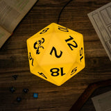 Dungeons and Dragons Light Your Path D20 Light