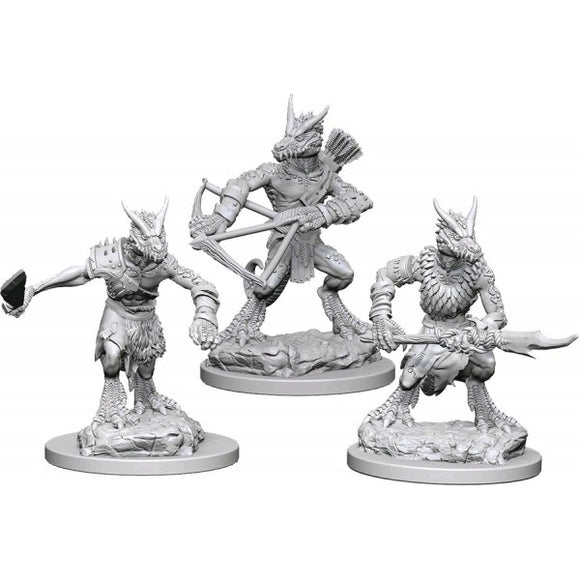 DUNGEONS AND DRAGONS NOLZUR'S MARVELOUS MINIATURES KOBOLDS