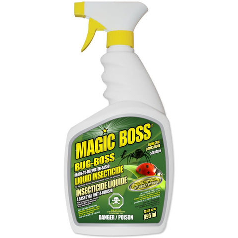 Insecticide Bug-Boss