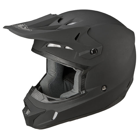 Casque Elite Onset noir mat