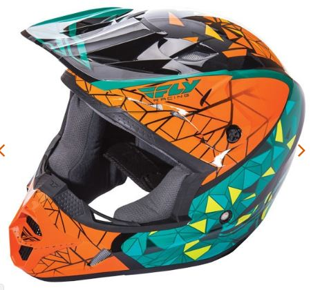 Casque Fly Kinetic Crux