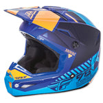 Casque Fly Elite Onset bleu