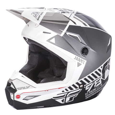 Casque Elite Onset gris