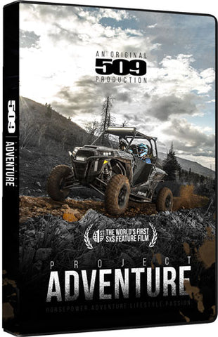 DVD 509 ''Project adventure''