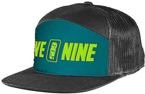 Casquette 509 ''Teal Ya Later''