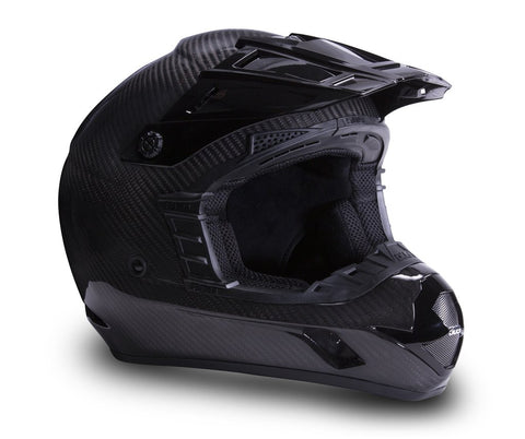 Casque fibre de carbonne 509