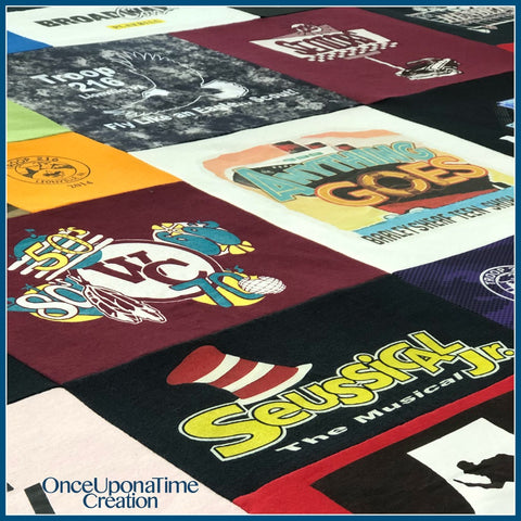Theater T-shirt Memory Blankets