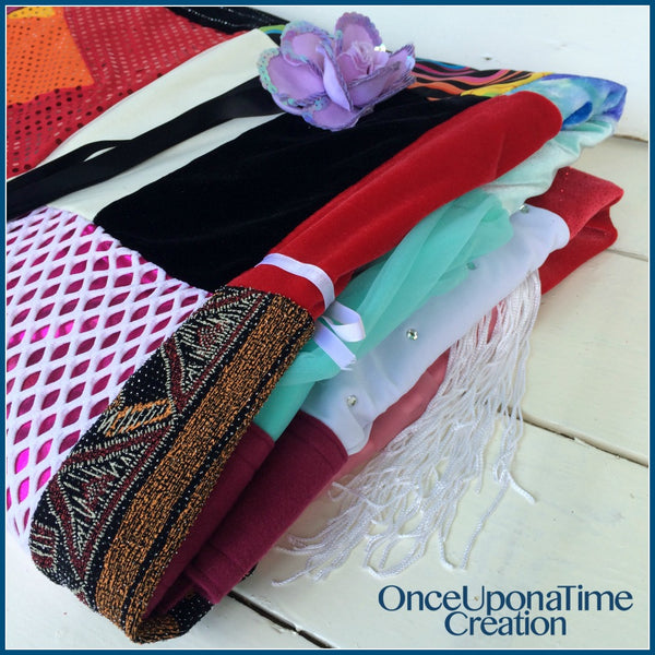 Dance Costume Memory Blanket by Once Upon a Time Creation