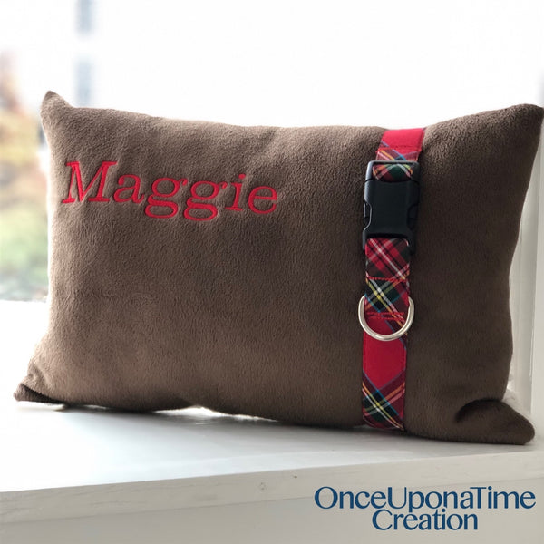 Dog or Pet Keepsake Pillow