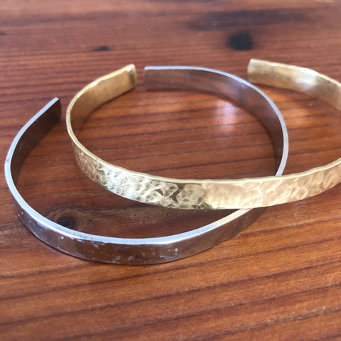 Secret Angel Cuff Bracelet