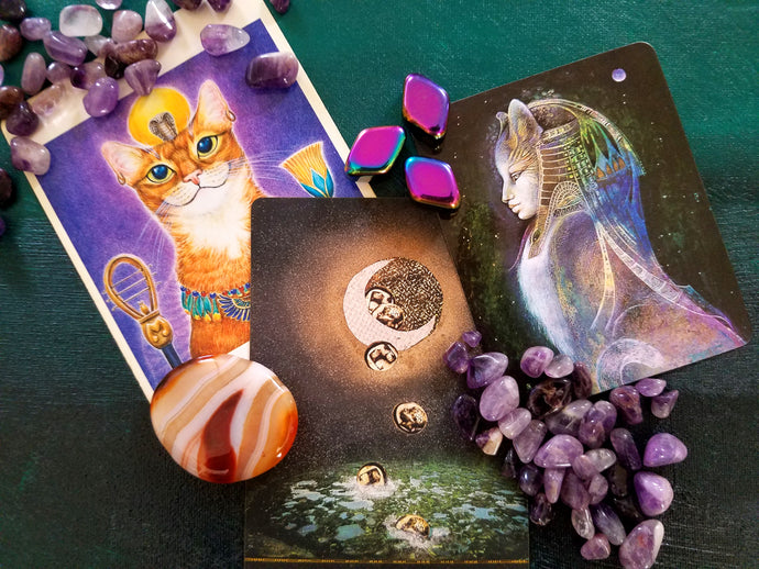 Guiding Goddess and Lunar Horoscope for January 2020