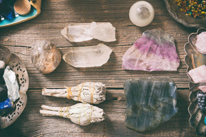 How to Cleanse, Charge, and Use Your Crystals